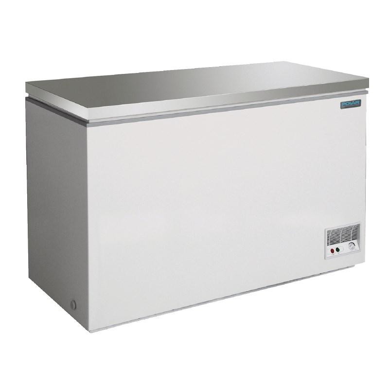 Congélateur coffre 390L