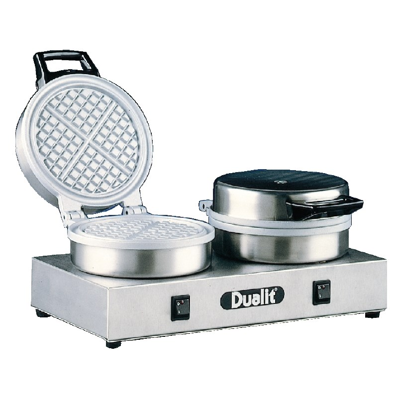 Gaufrier double Dualit 74002