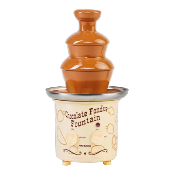 Fontaine de chocolat Mx Onda MX-FC2770