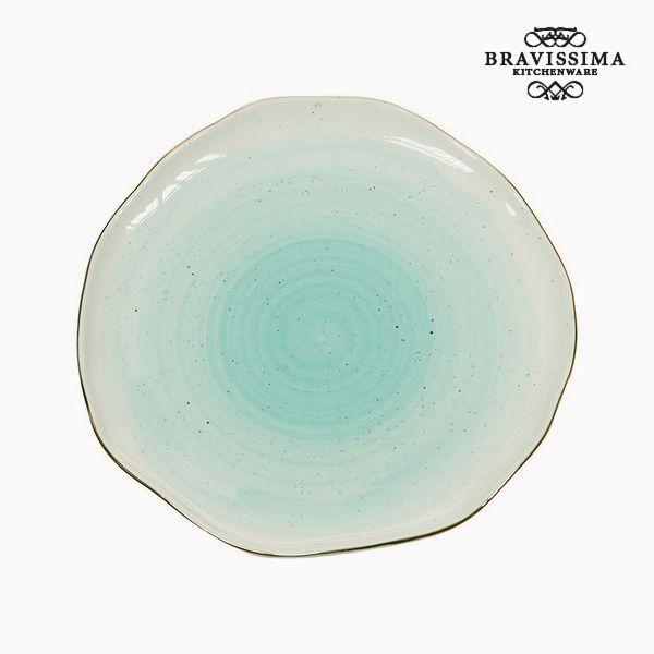 Assiette plate - Collection Kitchen\'s Deco by Bravissima Kitchen
