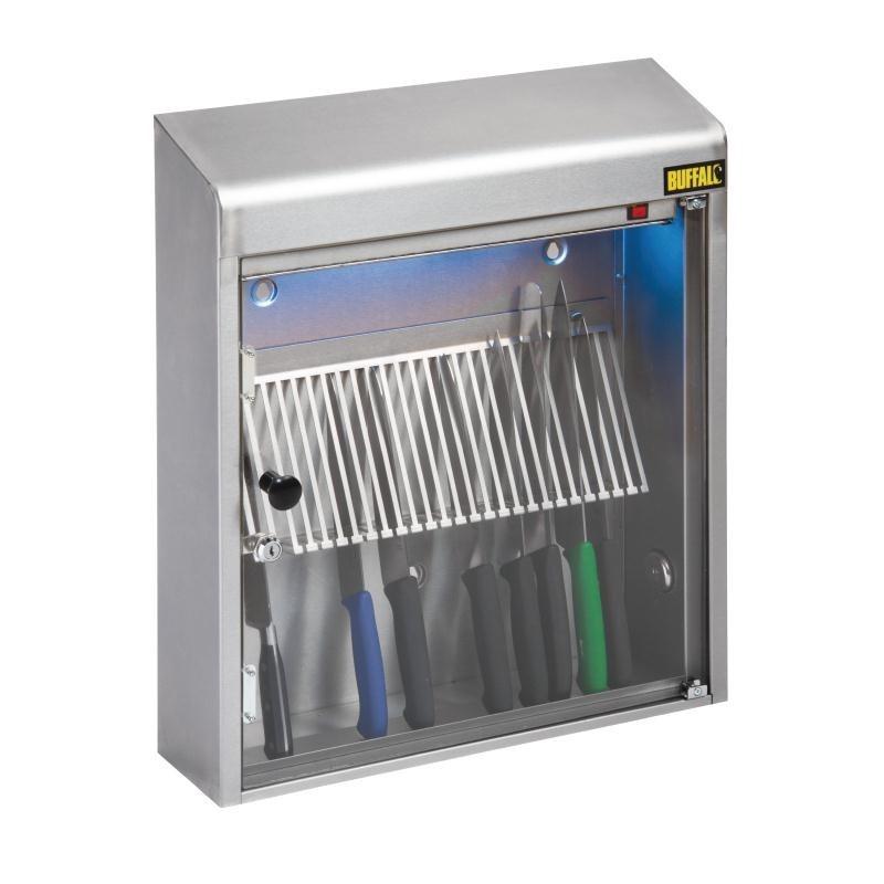 Stérilisateur à couteaux jusqu\'à 15 outils