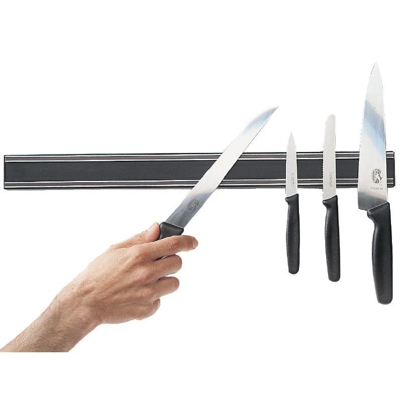 Barre magnétique pour couteaux 300mm