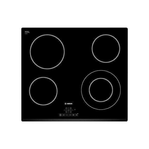Plaques vitro-céramiques BOSCH PKF631B17E. 60 cm