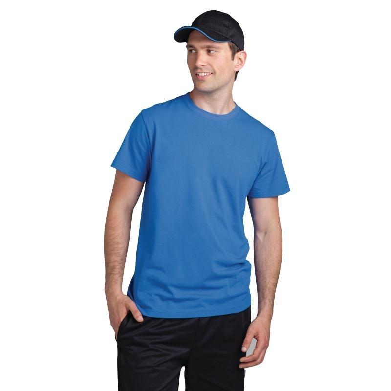 Casquette baseball Cool Vent noire et bleu
