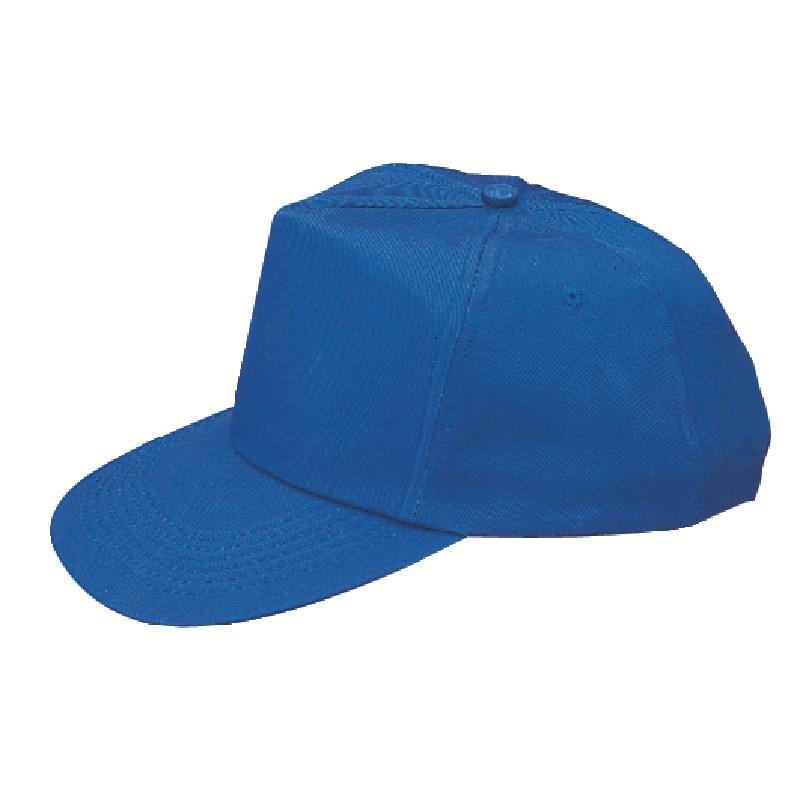 Casquette baseball bleue