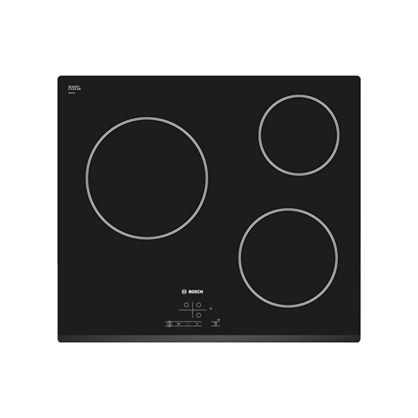 Plaques vitro-céramiques BOSCH PKM631B17E 60 cm