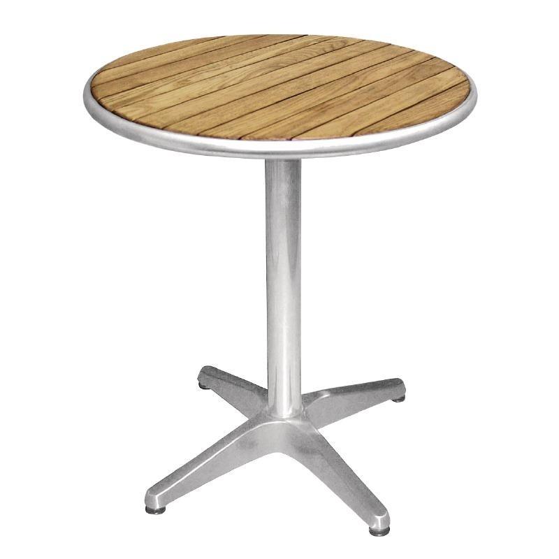 Table ronde en frêne 800mm