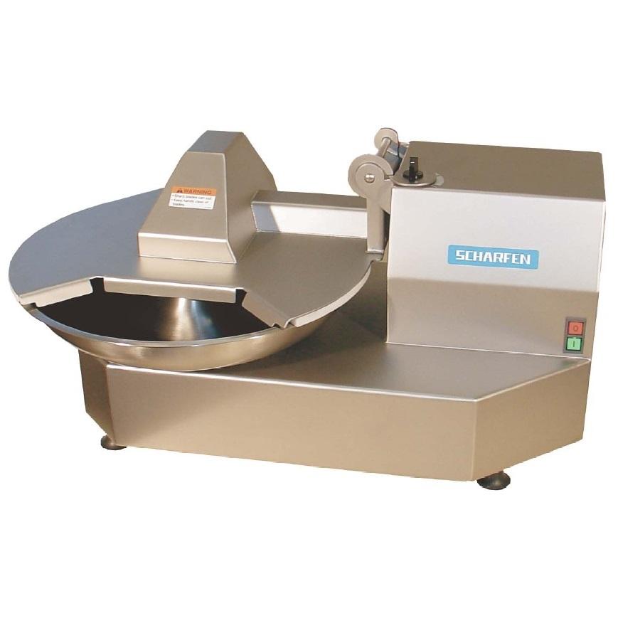 Cutter alimentaire en acier inoxydable modèle TC 11