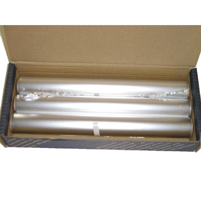 Papier aluminium pour distributeur compact Wrapmaster boite de 3