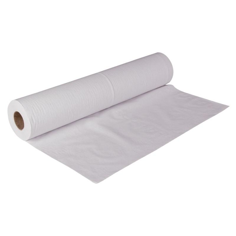 Grand rouleaux de papier Jantex blanc par 12