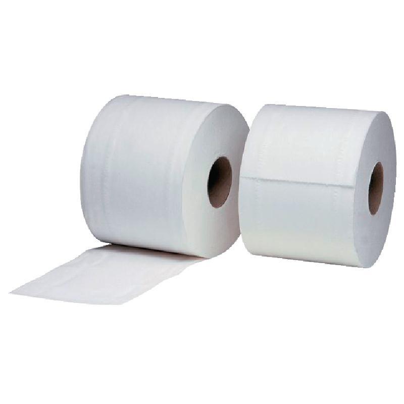 Rouleau de papier toilette double épaisseur par 36