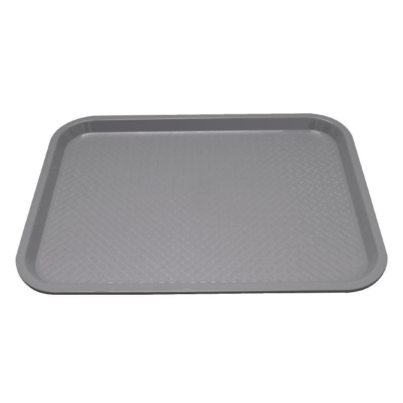 Plateau self-service Kristallon 305 x 415mm gris