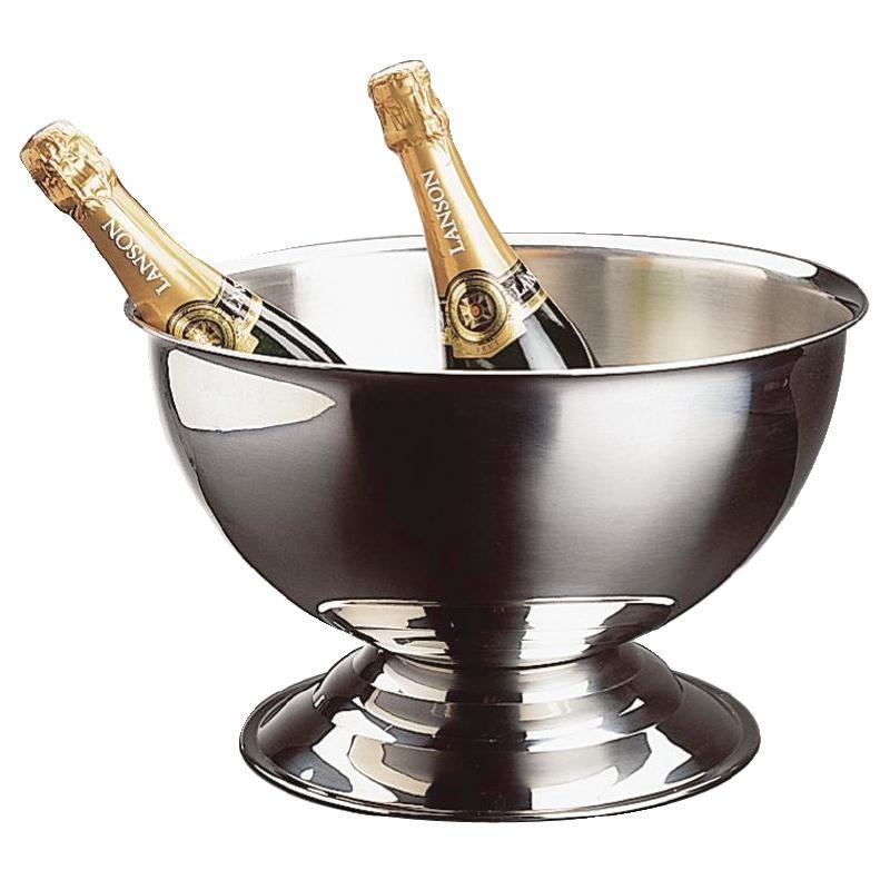 Seau à champagne APS en inox 13.5L