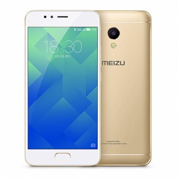 Smartphone Meizu M5S 5,2 IPS LCD Octa Core 1.3 GHz 16 GB 2 GB RAM 4G 3000 mAh Or