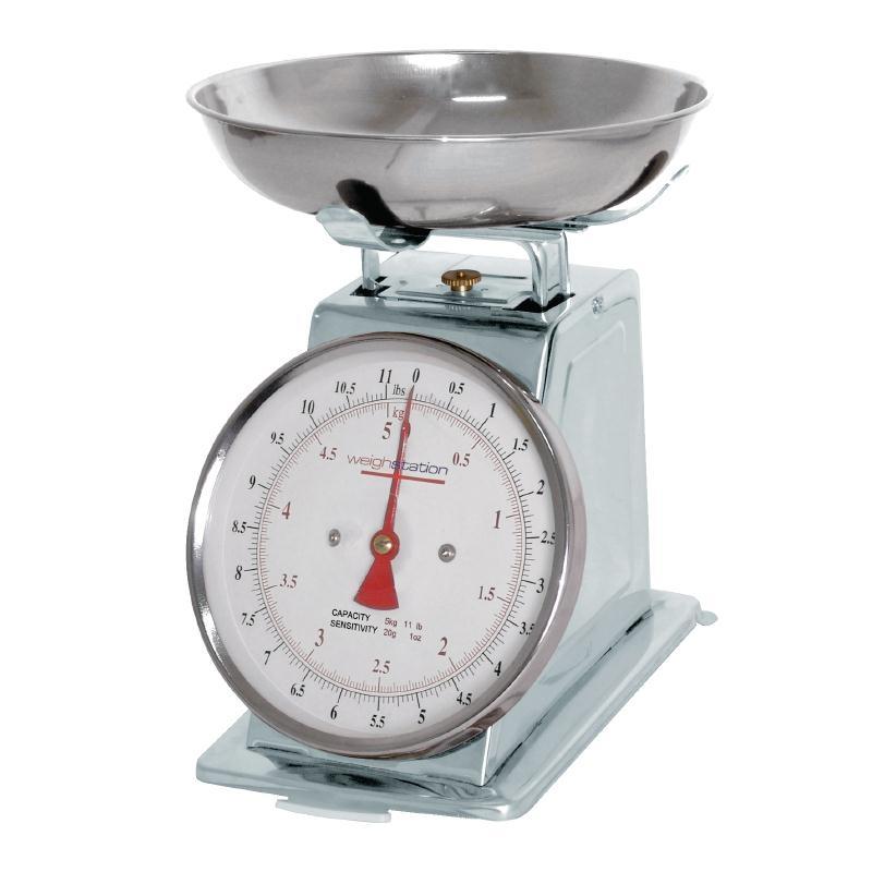 Balance de cuisine grande capacité 5kg