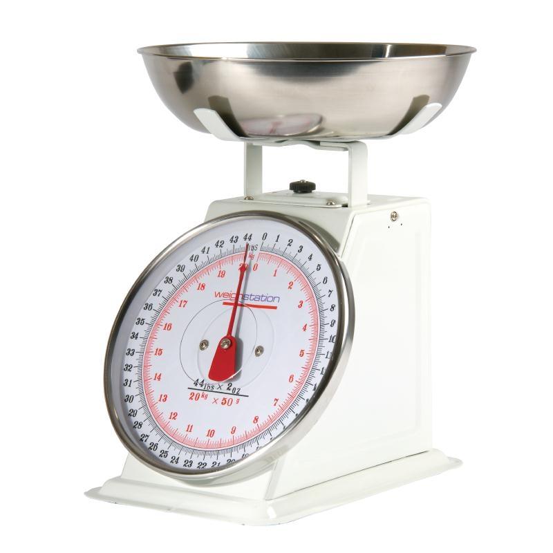 Balance de cuisine utilisation intensive 20kg