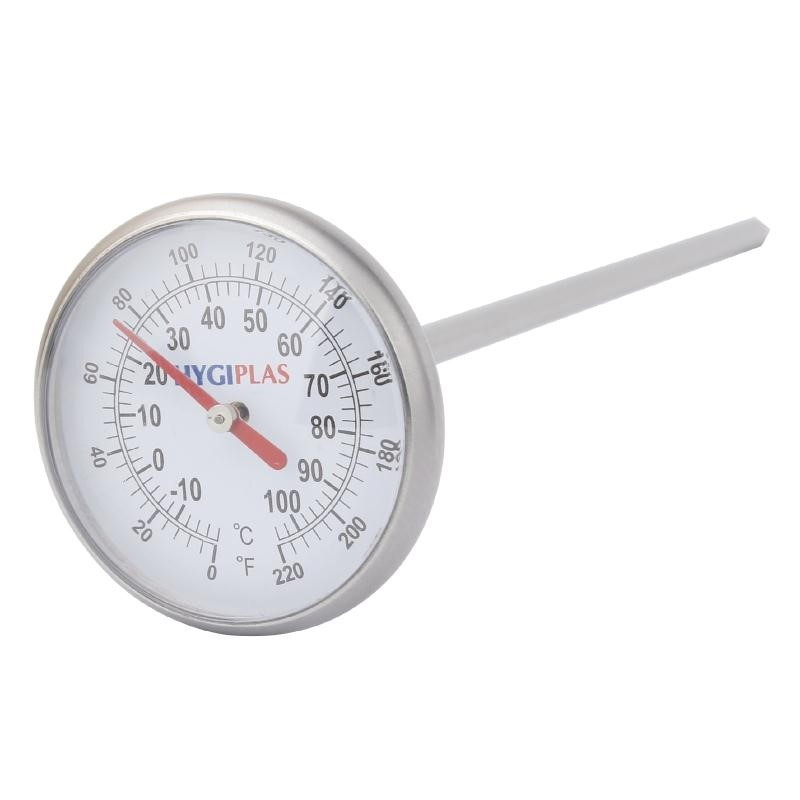 Thermomètre de poche avec écran -10°C à +110°C