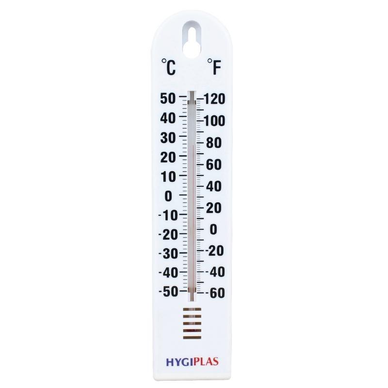 Thermomètre mural -40 à +50°C