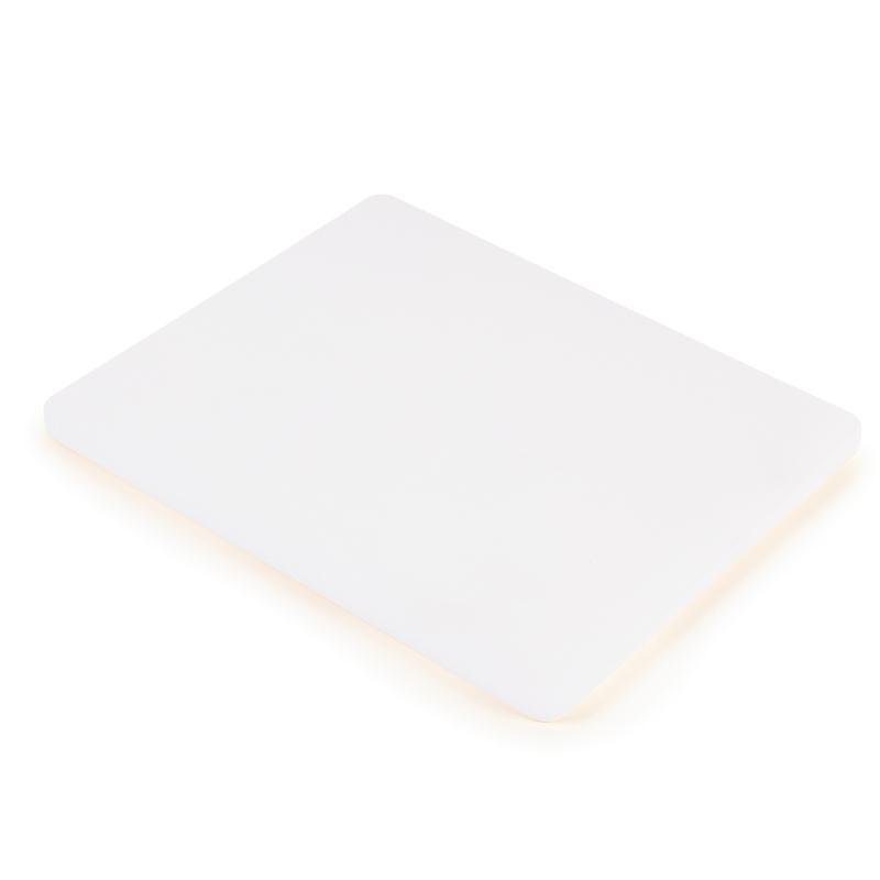 Planche à découper LDPE blanche 600 x 400 x 20mm