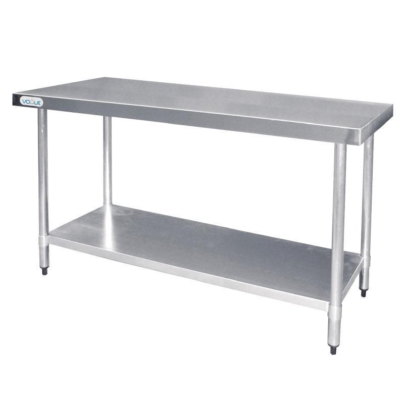 Table De Travail Avec Étagère Inférieure 900(h) x 1800(L) x 600(l)mm