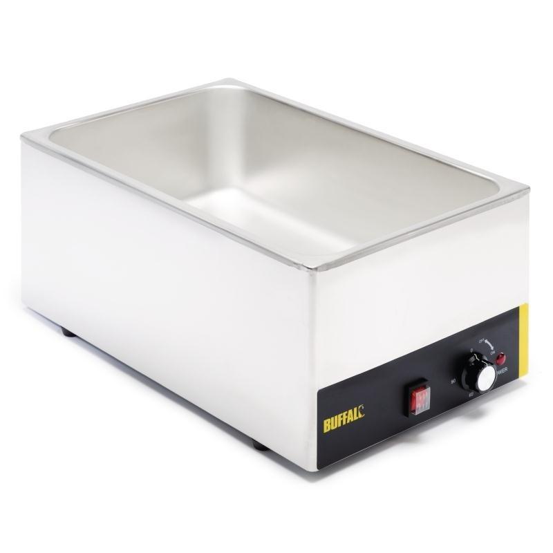 Bain-Marie Inox GN 1/1 150(p)mm 1300W