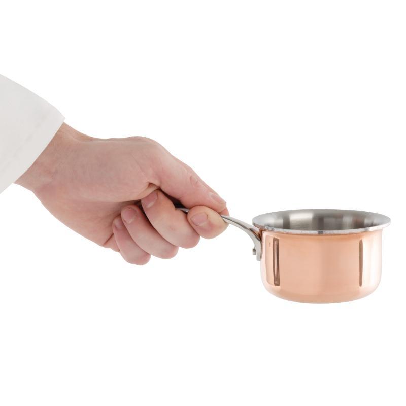 Mini casserole en cuivre 330ml