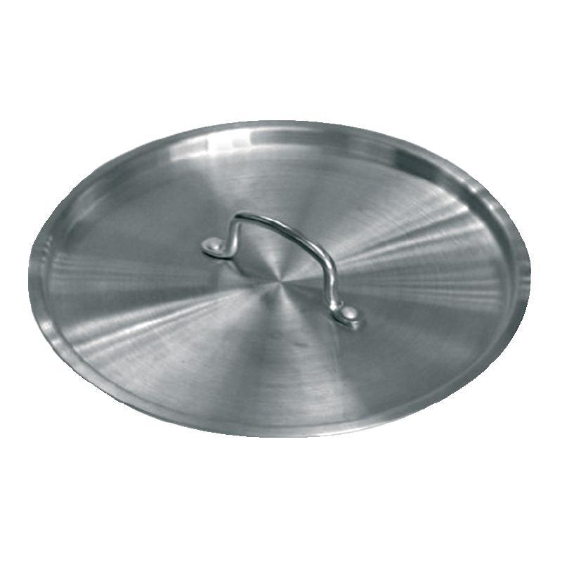 Couvercle de casseroles en aluminium de 120 à 440mm