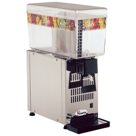 Distributeur de boissons réfrigérées Santos 12L