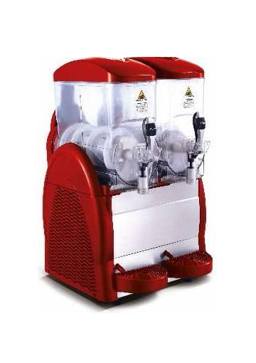 Machine À Granita 2x 12L Modèle NOYA2