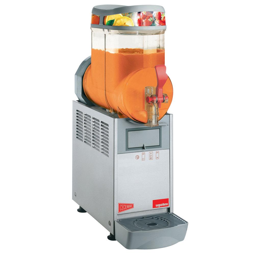 Machine à Granités et Milkshakes 6L