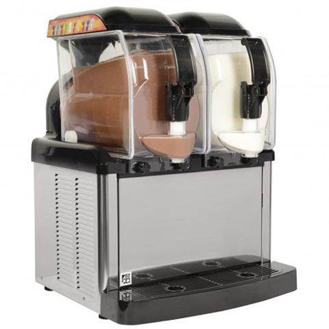 Machine à Granités et Milkshakes 2x 5L PREMIUM 2