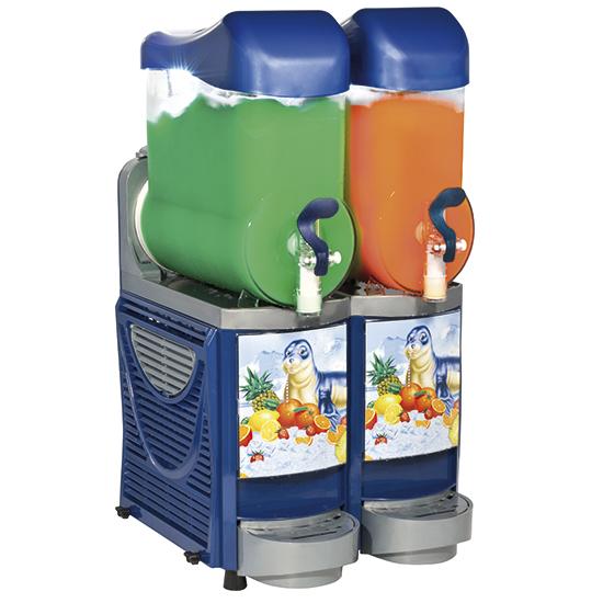 Machine à granité 2x 10 litres