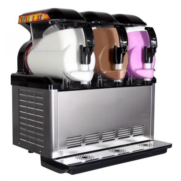 Machine à Granités et Milkshakes 3x 5L PREMIUM3