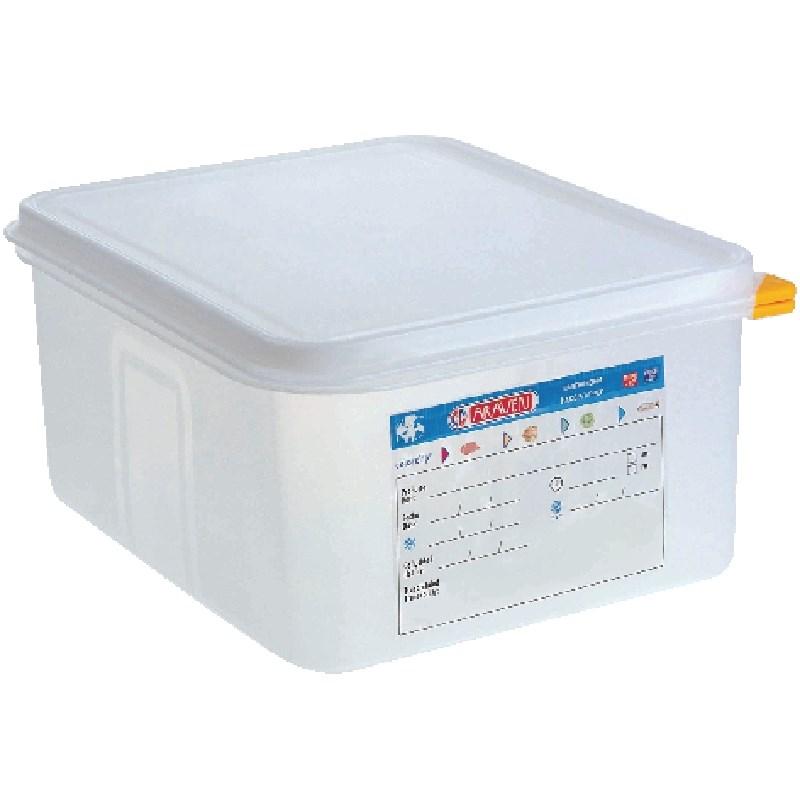 Boîte alimentaire GN1/2 Araven 10L