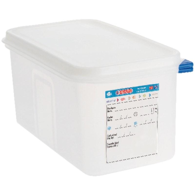 Boîte alimentaire GN1/3 Araven 6L