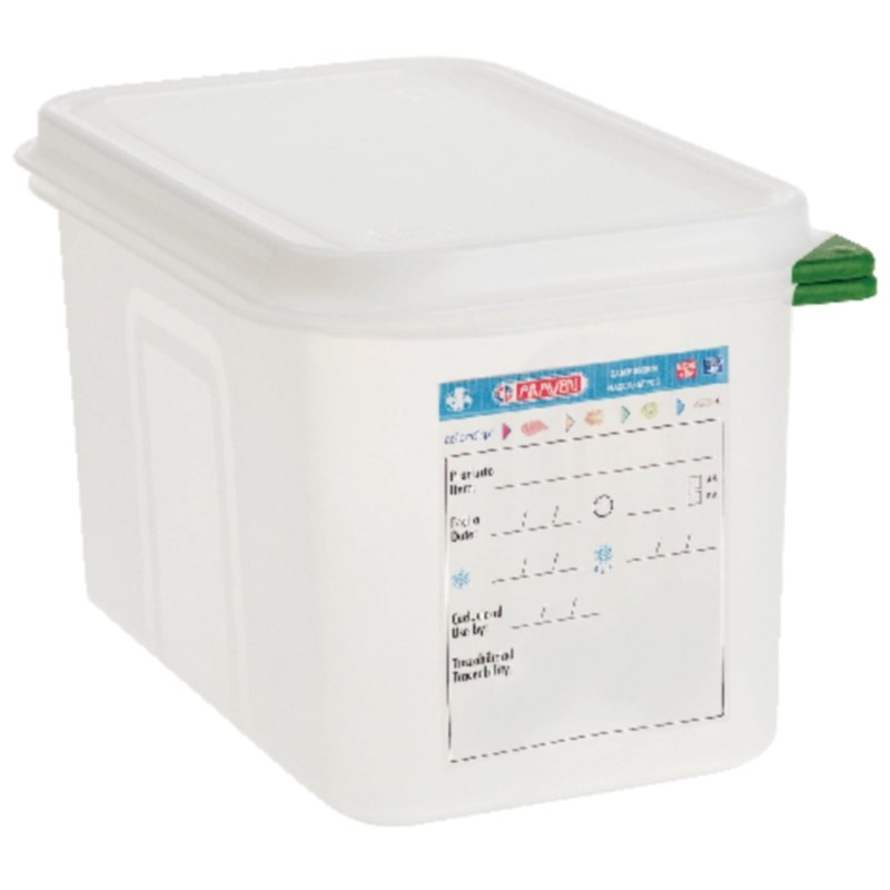 Boîte alimentaire GN1/4 Araven 4,3L