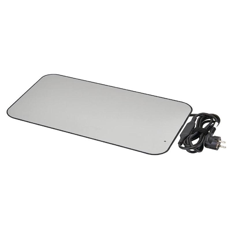 Plaque chauffante électrique pour conteneurs EPP GN 1/1 et 600 x 400mm Cambro