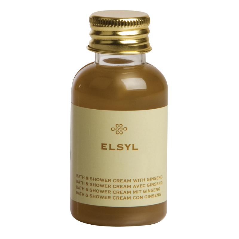 Crème de bain Elsyl Natural par 50