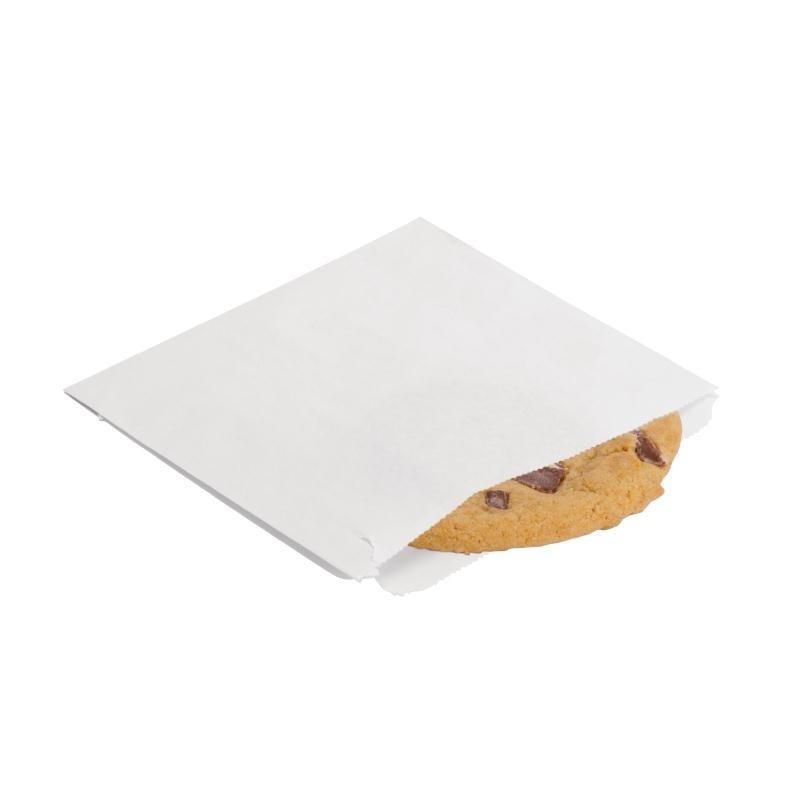 Sacs en papier blanc