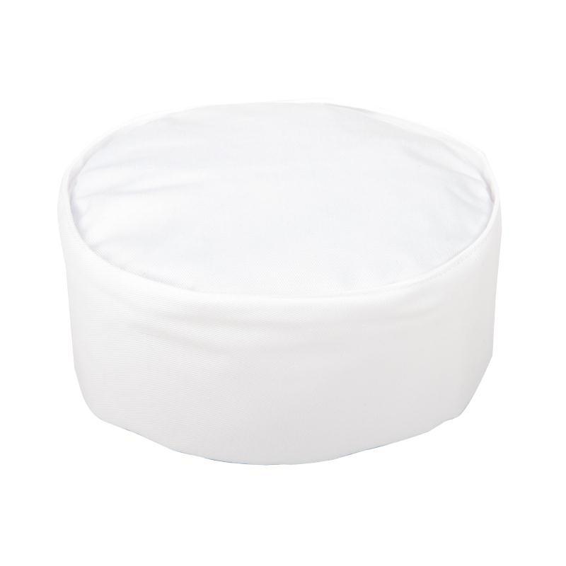 Calot de cuisine Whites blanc XS