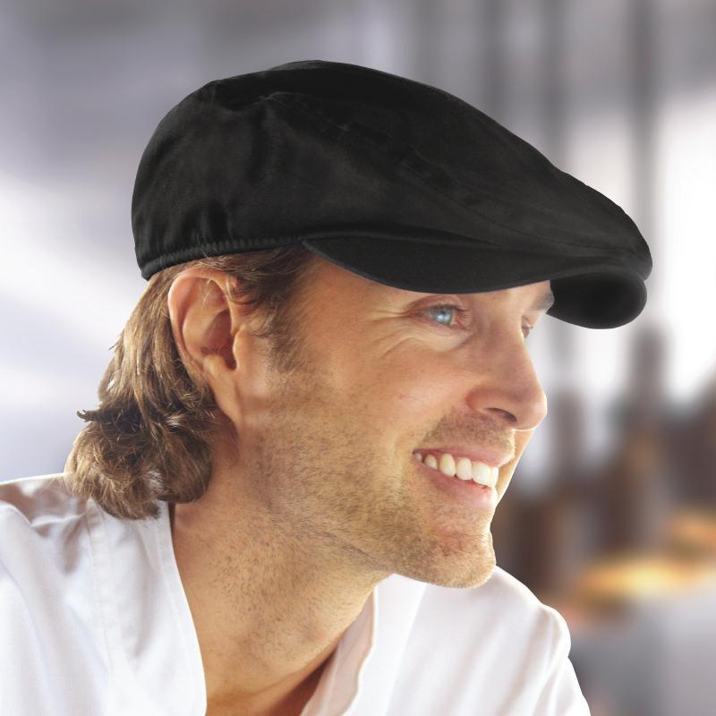 Casquette tendance Chef Works noire L