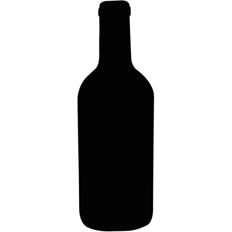 Ardoise bouteille de vin Securit
