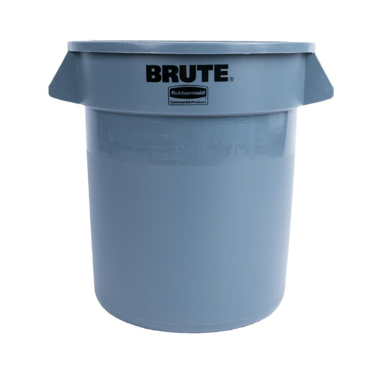 Collecteur Rubbermaid Brute gris 37,9L
