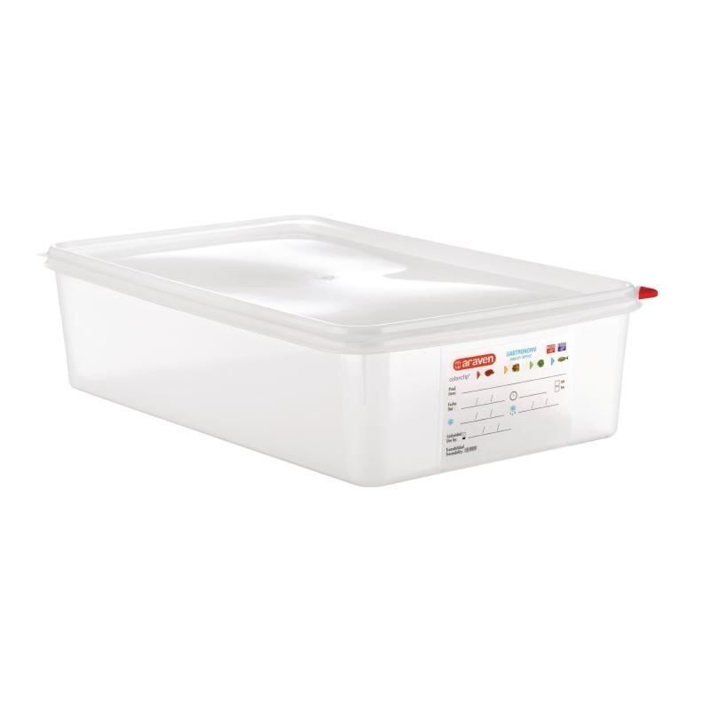 Boîte alimentaire GN1/1  Araven 13,7L