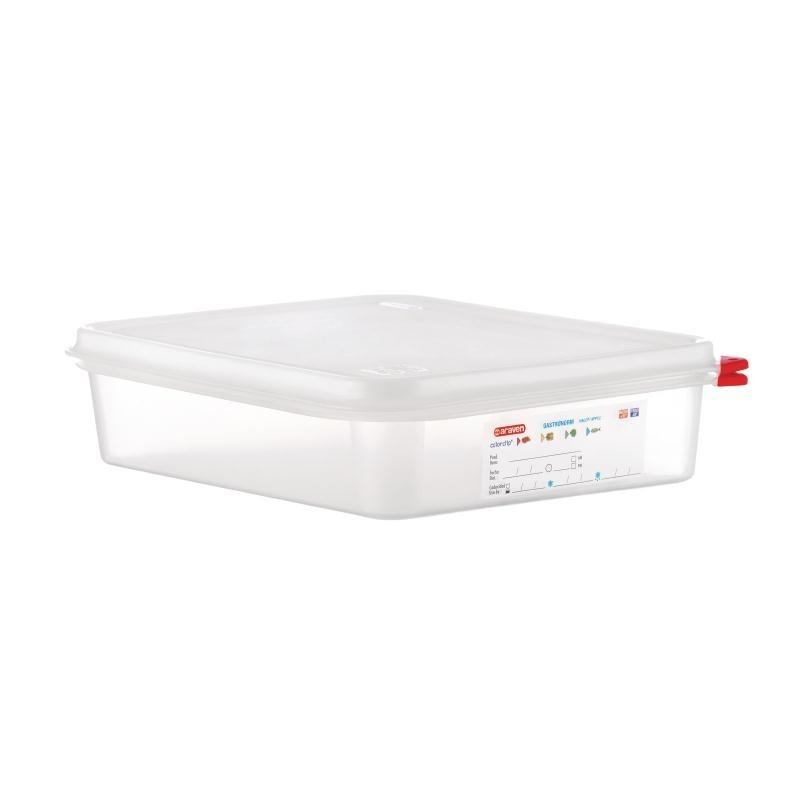 Boîte alimentaire GN1/2  Araven 4L