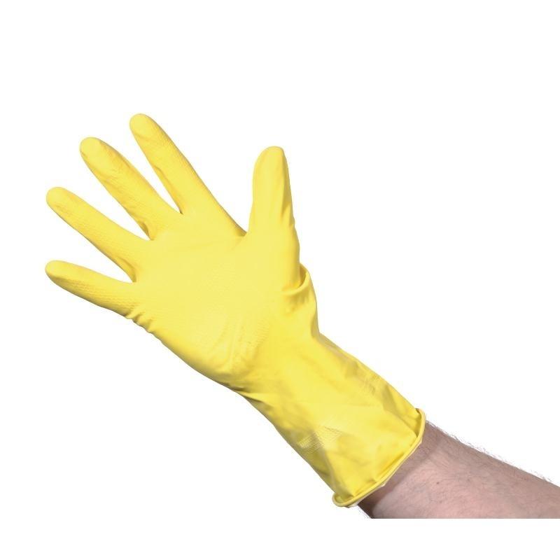 Gants multi usages jaunes Jantex