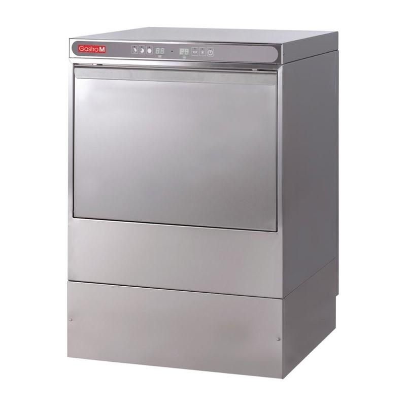 Lave-vaisselle Maestro Gastro M 50x50 230V avec pompe de vidange doseur détergent et break tank