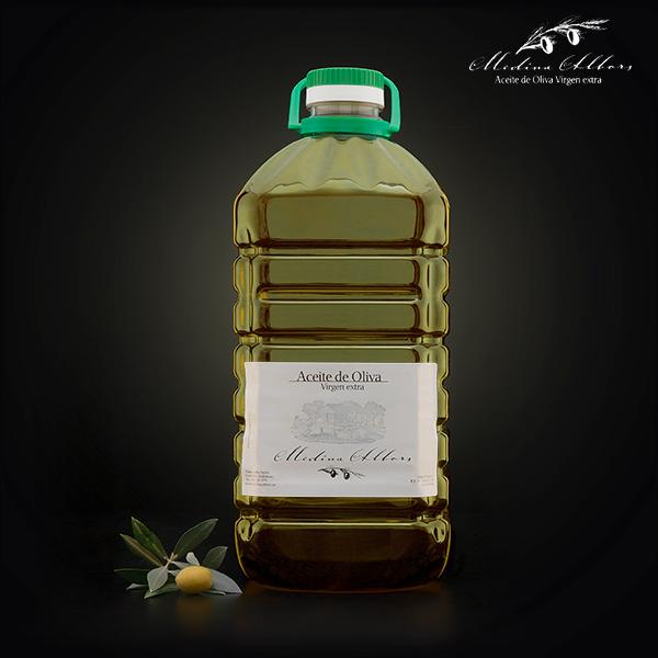 Huile d\'Olive Vierge Extra Medina Albors 5 L