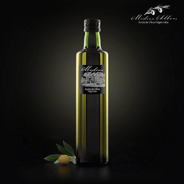 Huile d\'Olive Vierge Extra Medina Albors 500 ml