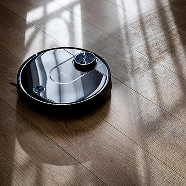 Aspirateur robot Cecotec Conga 3690 Absolute 64 dB 2700 Pa WIFI Noir
